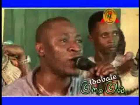 """""""IDOBALE OMOOBA""""CD2 BY MURI THUNDER AND SAHEED OSUPA PLS.SUBSCRIBE TO MOSEBOLATAN TV"""
