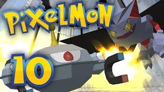 Pixelmon - Episode 10 | Fight or Flight! by Munching Orange