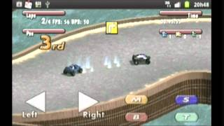 Time to Rock Racing Demo YouTube video