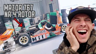 WORLD'S LOUDEST ROTARY!! ($3,000,000) by TJ Hunt