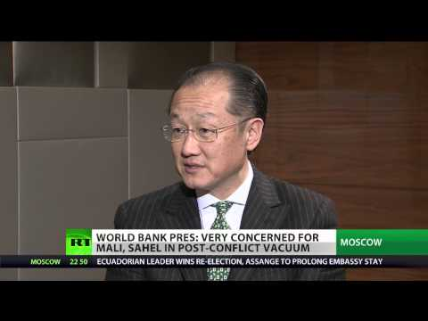 &#8216;Plenty of poverty for all banks to tackle&#8217; &#8211; World Bank chief