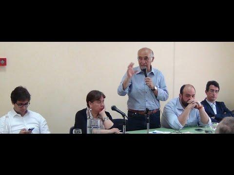 SR. Assemblea Prov. PD. Interventi: Raiti,LoGiudice,Marziano