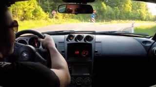 Nissan 350Z vs Porsche 911 GT3 – i wtedy pojawia się 30 letni Golf…