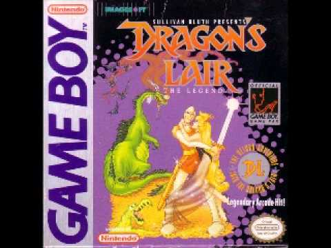 dragon's lair game boy music