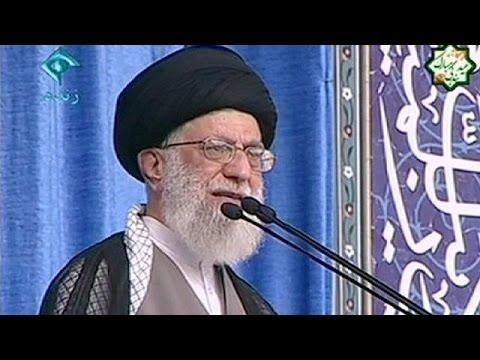 Σκληρή στάση απέναντι στις ΗΠΑ από τον ανώτατο πνευματικό ηγέτη του Ιράν