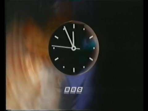BBC1 Closedown, Tuesday 14th January 1992