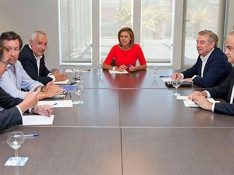 Cospedal: Nuestra propuesta sobre reforma electoral está abierta al mayor consenso