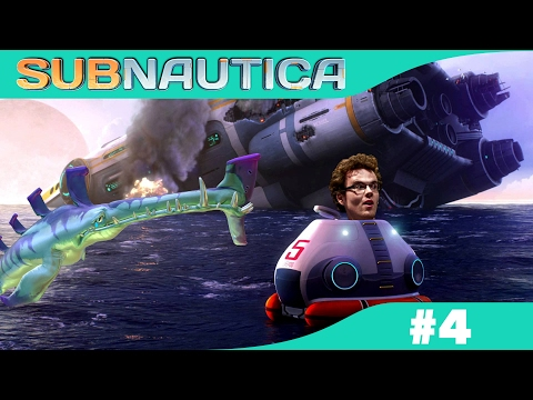 SUBNAUTICA: THE RETURN #2 | SAY NO TO STALKERS! [MasakoX] (видео)