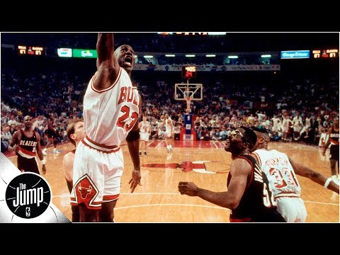 Video: Michael Jordan, Allen Iverson and the best missed free throw dunks ever | The Jump