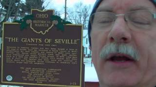 Seville (OH) United States  city photos : Seville, Ohio Giants Part 1