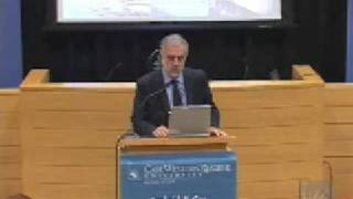 Frederick K. Cox International Law Center Lecture in Global Legal Reform - Luis Moreno-Ocampo