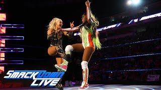 Video Naomi vs. Lana - Dance-Off: SmackDown LIVE, May 29, 2018 MP3, 3GP, MP4, WEBM, AVI, FLV Juni 2018