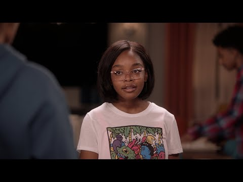 Diane Tells Bow and Dre They Treat Her Differently Because She's a Girl - black-ish