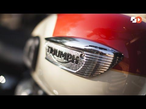 Vídeos de la Triumph Bonneville T100
