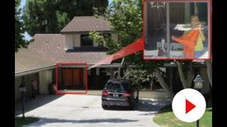 Tragic Chester Bennington's California mansion sealed off by police after he kills himself on birthday of late friend Chris Cornell...