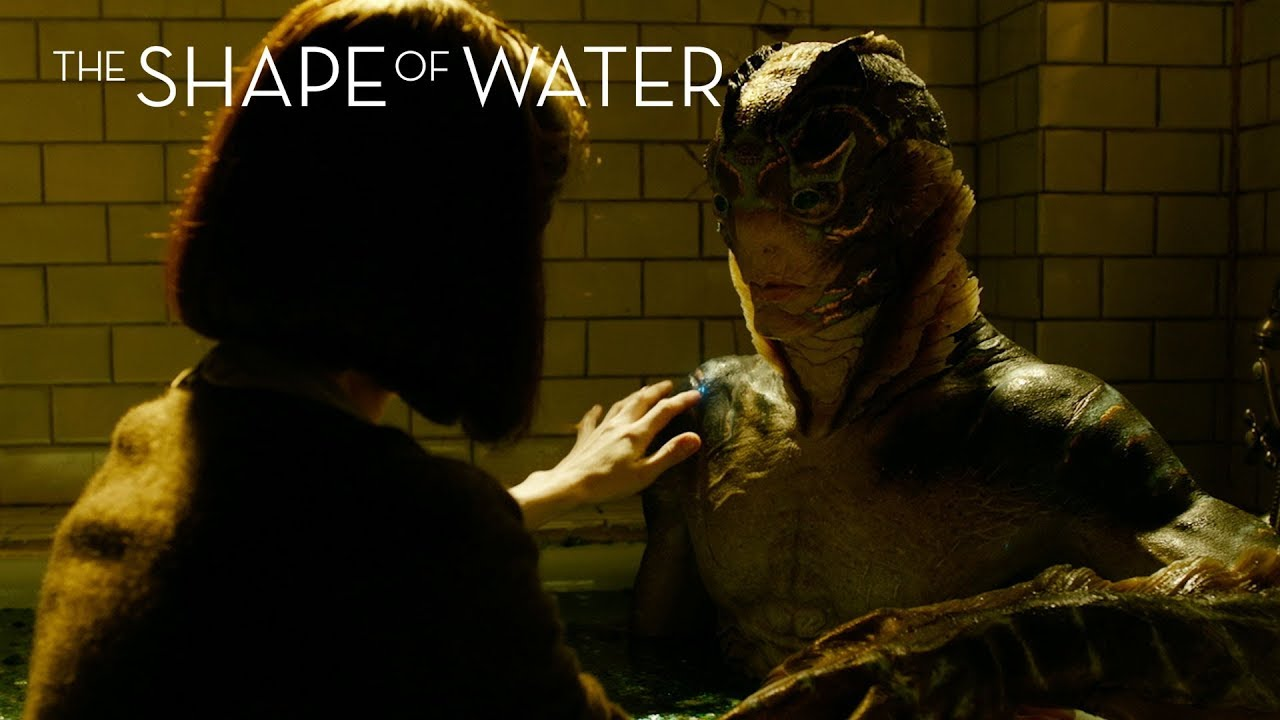 (Clip) Experience a Connection Beyond Words in Guillermo del Toro's 'The Shape of Water' Other Worldly Fairy Tale