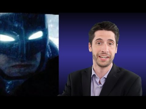 Batman V Superman Comic-Con trailer review