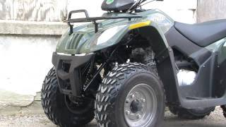 4. Arctic Cat 90 & 150