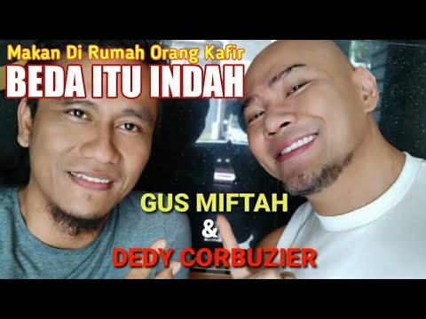 RESPECT..!! Satu Jam Bersama Gus Miftah dan Dedy Corbuzier BEDA ITU INDAH