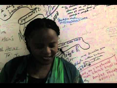 Little Haiti: Edwidge Danticat reads Madafi Pierre