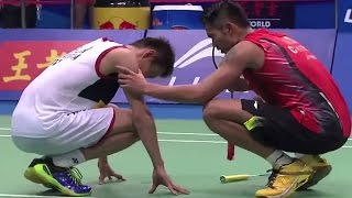 Badminton Highlights, Video - Finals - MS (Highlight) - Lin Dan vs Lee Chong Wei - 2013 BWF World Championships
