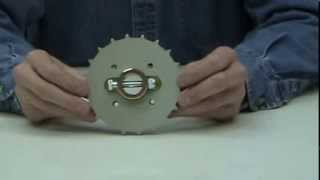 7. Recreational Motorsports Skip tooth racing sprocket