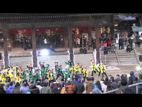 2013会陽甚句平井小学校2