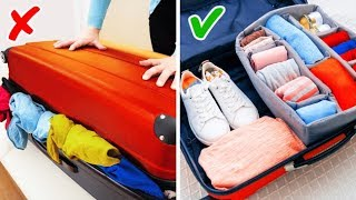 Video 33 TRAVEL HACKS THAT CAN SAVE YOU A TON OF MONEY AND TIME MP3, 3GP, MP4, WEBM, AVI, FLV November 2018
