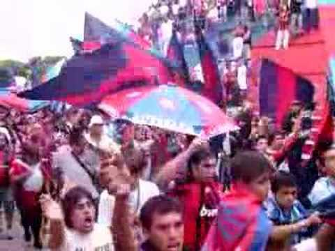 Video - Entra la Gloriosa Butteler - La Gloriosa Butteler - San Lorenzo - Argentina