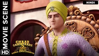 Nonton No one wants to act like Aurangzeb | Chaar Sahibzaade 2 Hindi Movie | Movie Scene Film Subtitle Indonesia Streaming Movie Download
