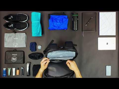 Targus Work+Play Fitness Backpack Bag Pack