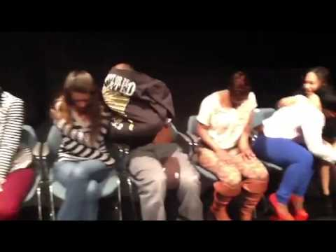 R-rated Comedy Hypnotist Show