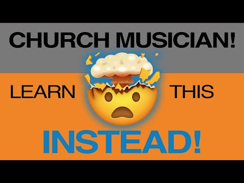 2 Must Know Scales For Church Musicians