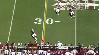 Terrence Frederick vs Oklahoma State 2011 vs  (2011)