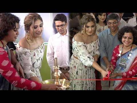 Raveena Tandon Inaugurates H2H Photo Exhibition