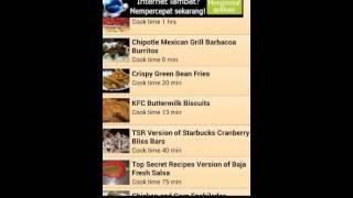 Todd Wilbur Recipes YouTube video