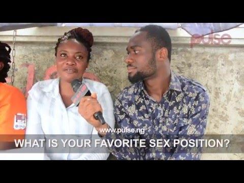 What Is Your Favourite Sex Position?   Pulse TV Vox Pop