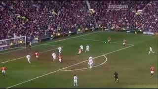 Alle Scholes-Tore für Manchester United