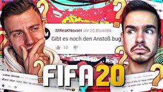 FIFA 20 : Wir beantworten EURE FRAGEN !! •