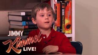 Video Six Year Old Genius Arden Hayes on Jimmy Kimmel Live MP3, 3GP, MP4, WEBM, AVI, FLV Maret 2018