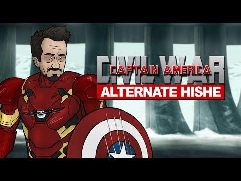 Captain America: Občanská válka... podruhé