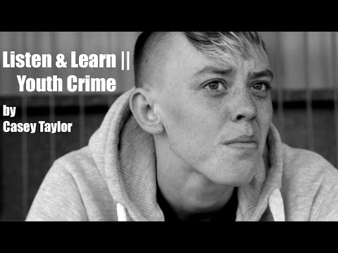 'It started off petty and then got more and more serious. In about three or four years I ended up with 13 convictions for 19 or 20 offences.'