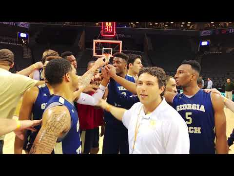 Video: 2018 ACC Tournament: Practice Day