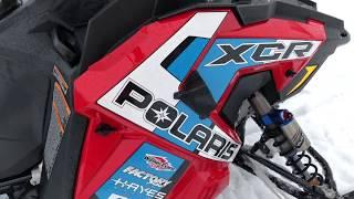 4. 2020 Polaris XCR Indy 600 review 2