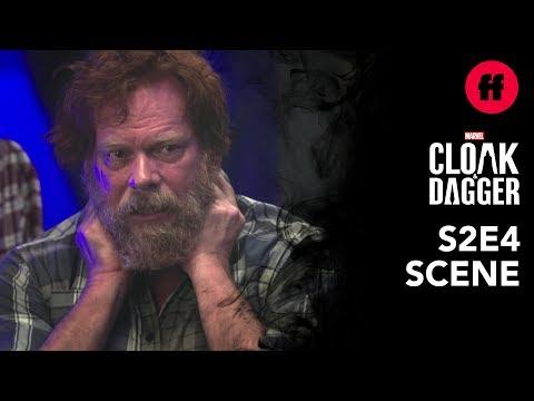Marvel's Cloak & Dagger Season 2, Episode 4 | Detective Connors Escapes | Freeform