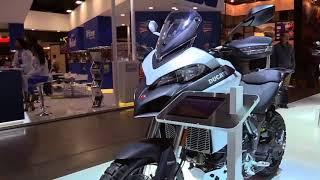 8. 2018 Ducati Multistrada 950 FullAcc Special Premium Rare Features Edition First Impression