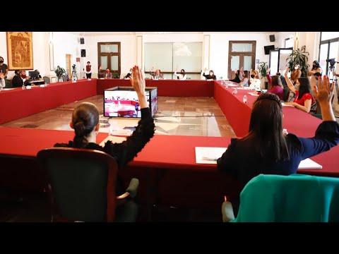 Cabildo H. Ayuntamiento de Tlalnepantla de Baz 14 septiembre 2020