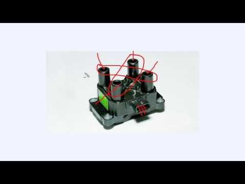 система зажигания ваз 21099 инжектор схема