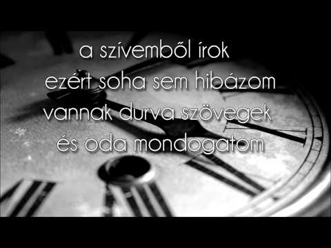 Big Daddy - Csak Megy Az Idő | OFFICIAL LYRICS VIDEO |