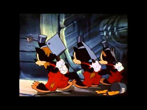 Disneyland   2 06 Excerpt #1   The Story of the Silly Symphony